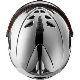 UVEX 300 Visor LTD Helmet Chrome Silver
